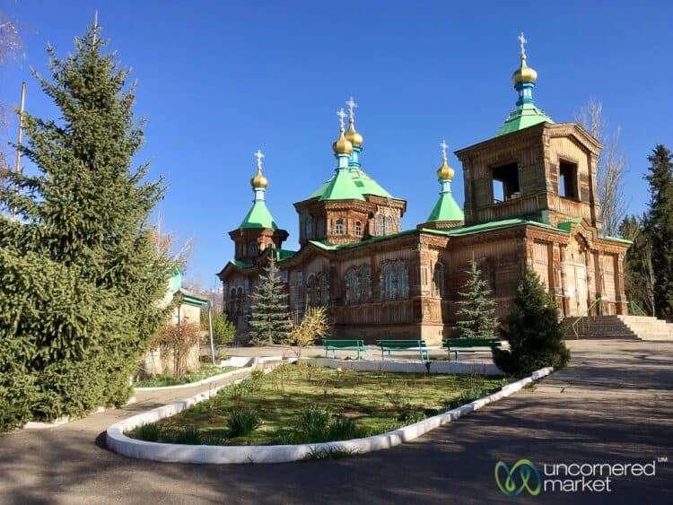 Karakol_Church