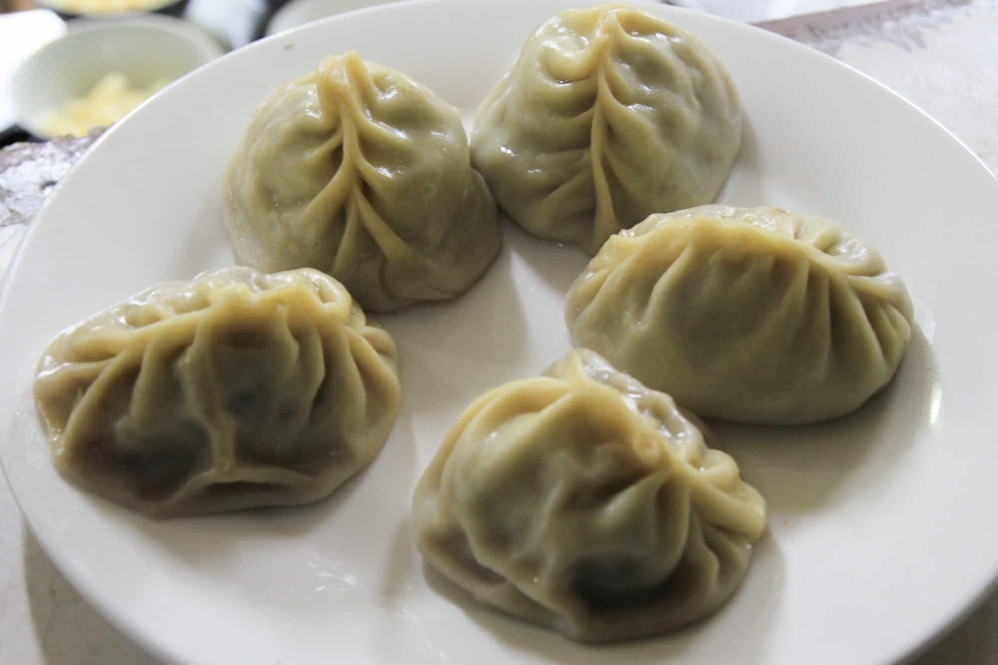 Karakol Food, Manti