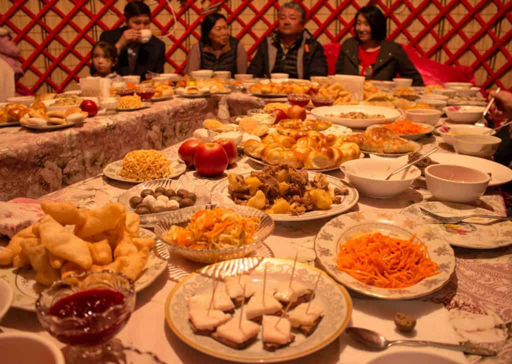 Kyrgyz Cultural Experience and Family Dinner