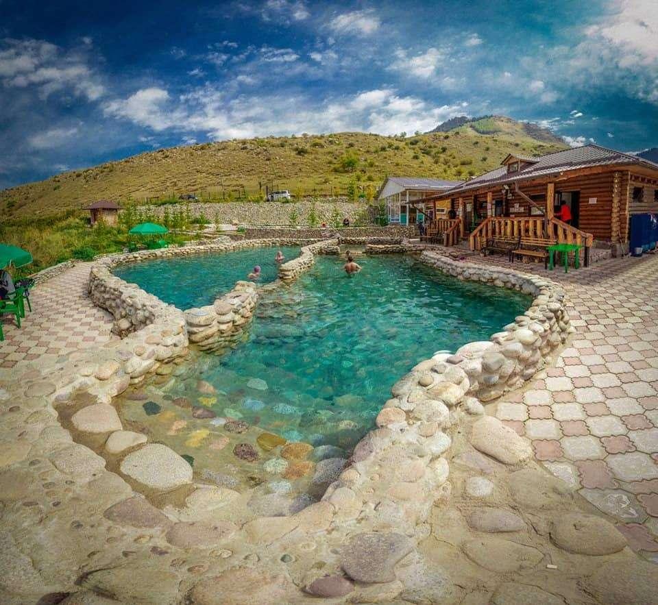 Karakol Hot-Springs