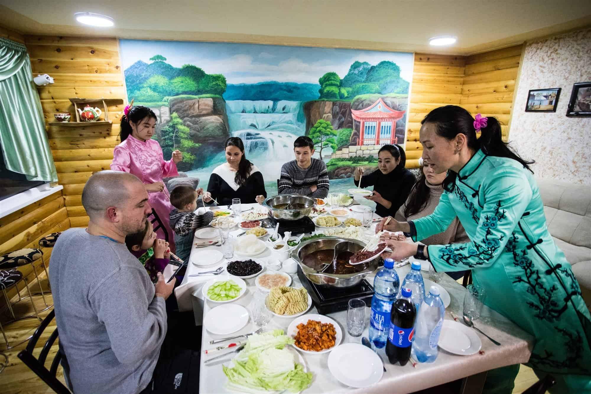 Dungan Cultural Dinner